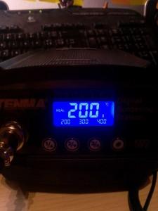 Display Tenma 21-10115