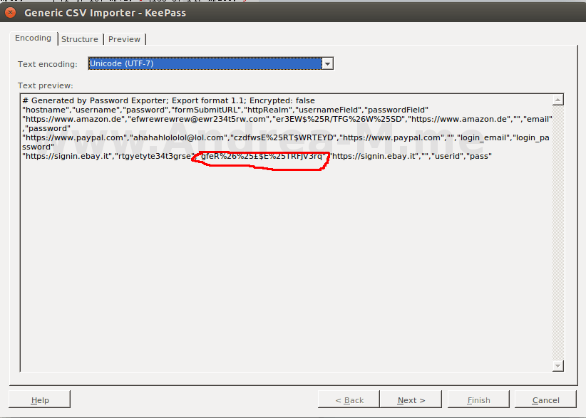 Keepass Password