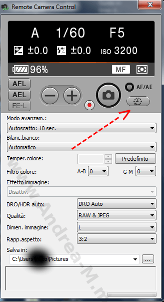 Sony Alpha A58 Time Lapse