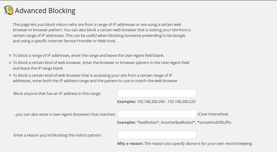 Eliminare Gli Spam BOT Da WordPress