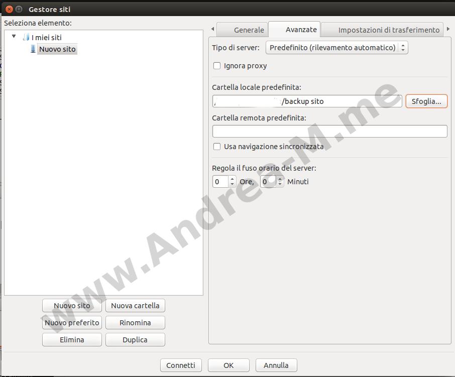 Filezilla Ubuntu