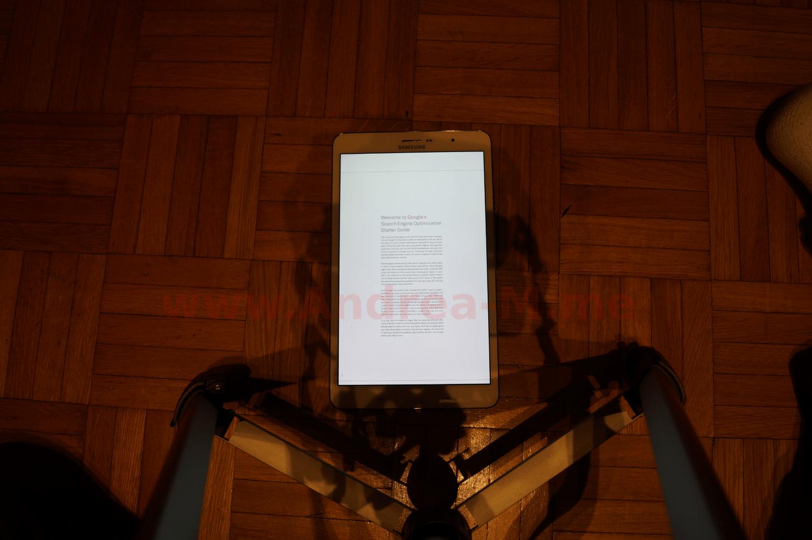 Tablet 8.4 Pollici Senza Zoom