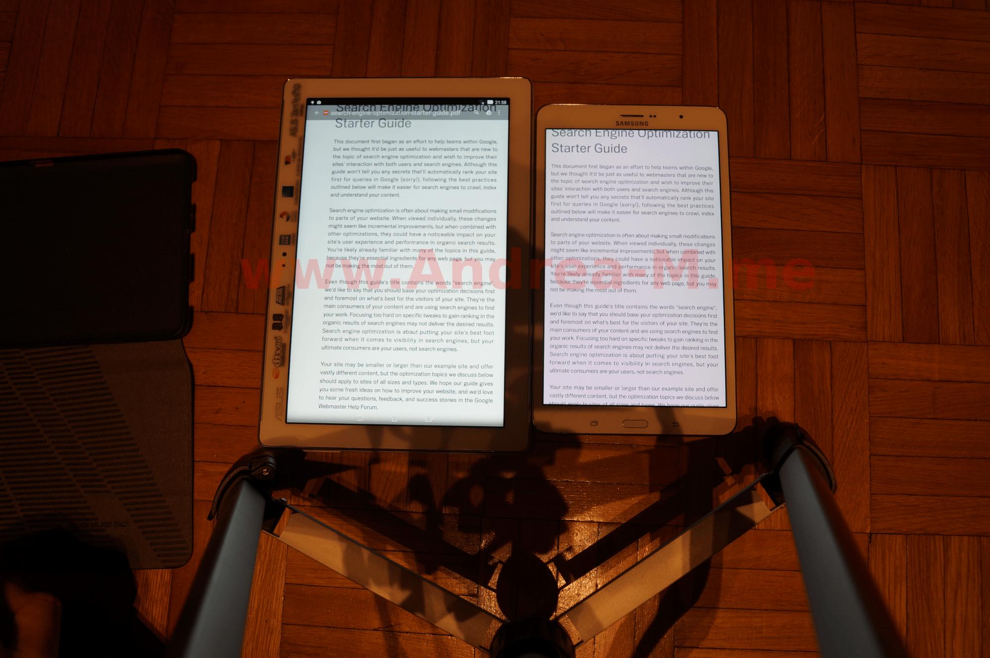 Tablet a Confronto Con Zoom